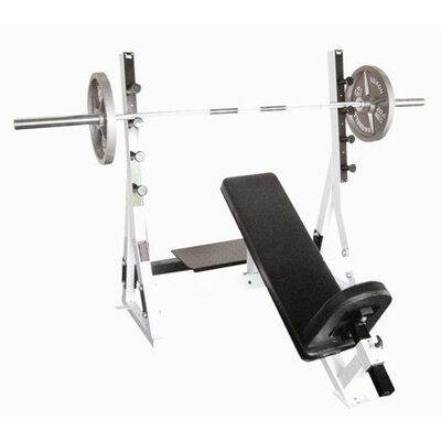 Commercial Incline Olympic Bench by Yukon Fitness
