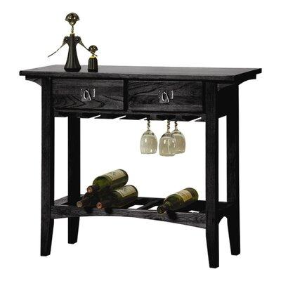 Leick Furniture Favorite Finds 10 Bottle Wine Rack