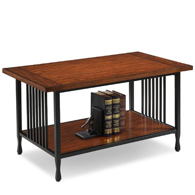 Ironcraft Coffee Table by Leick