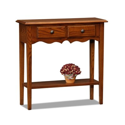 Petite Console Table by Charlton Home