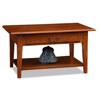 Leick Furniture Shaker Coffee Table  LKF1316
