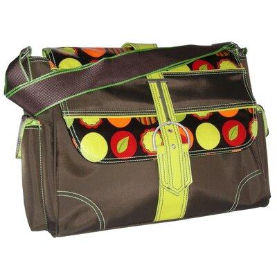 Multitasker Mango Messenger Bag by Hadaki
