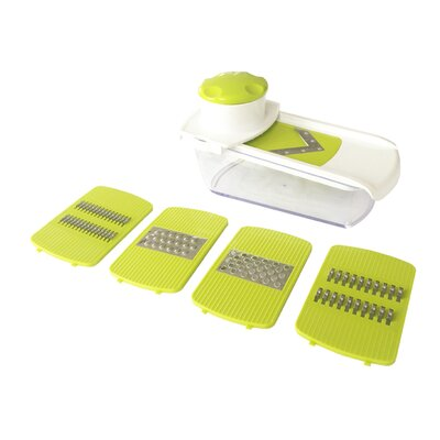 5-in-1 Interchangeable Slicer by MImo Style Homegoods