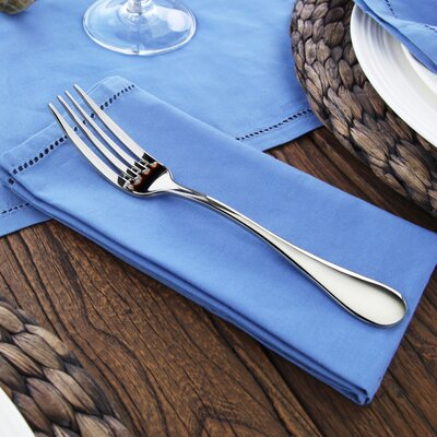 Rain 18/10 Stainless Steel Dinner Fork by Artaste