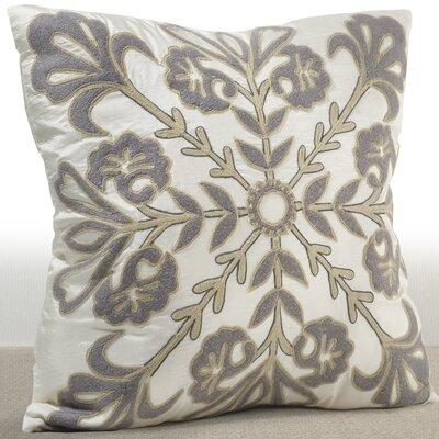 Illuminata Linen Throw Pillow by Chauran