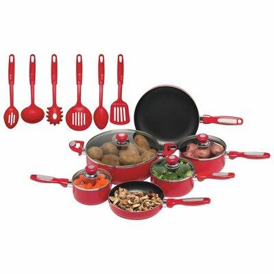 16-Piece Cookware Set by Chef's Secret