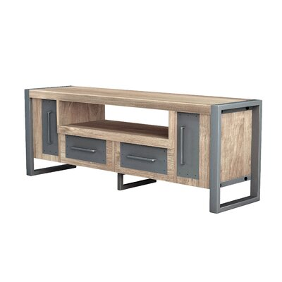 Industrial Console Table by ASTA Home Furnishing