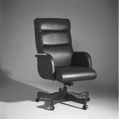 High Split-Back Executive Office Chair by Triune Business Furniture