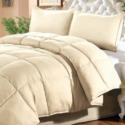 3 Piece Queen Comforter Set by Serenta