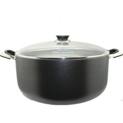 Stock Pot with Lid by Wee's Beyond