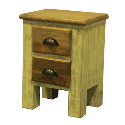 Enticing 2 Drawer Cabinet by The Urban Port