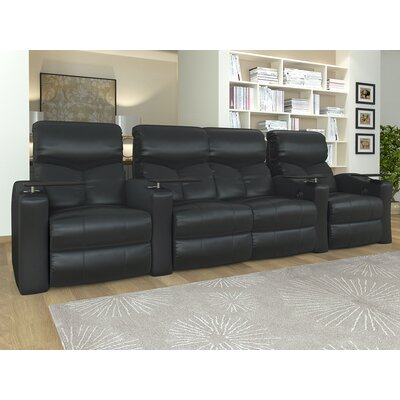 Bolt XS400 Home Theater Loveseat (Row of 4) by OctaneSeating