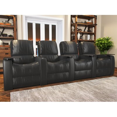 Blaze XL900 Home Theater Recliner (Row of 4) by OctaneSeating