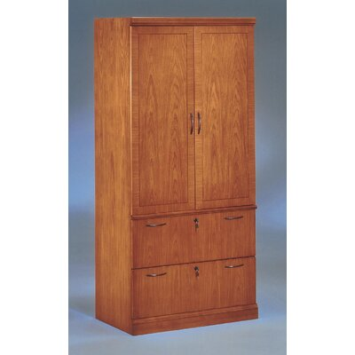 Flexsteel Contract Belmont 2 Door Storage Cabinet