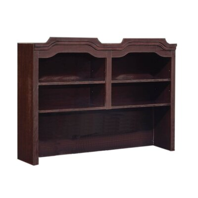 "Flexsteel Contract Governor's 46"" H x 60"" W Desk Hutch"