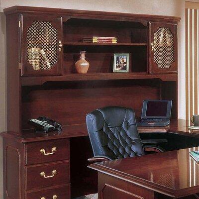 "Flexsteel Contract Governor's 46"" H x 66"" W Desk Hutch"