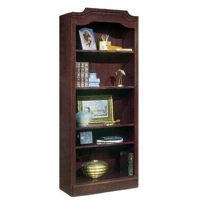 "Flexsteel Contract Governor's 74"" Standard Bookcase"