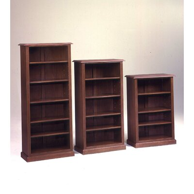 "Flexsteel Contract Governor's 48"" Standard Bookcase"