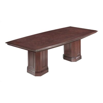 Flexsteel Contract Oxmoor 8' Boat Shaped Conference Table