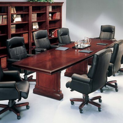 Flexsteel Contract Keswick 12' Boat Shaped Conference Table