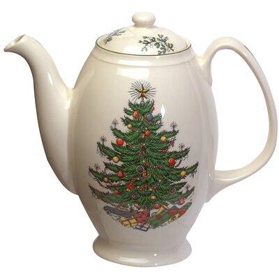 Original Christmas Tree Traditional Coffeepot by Cuthbertson