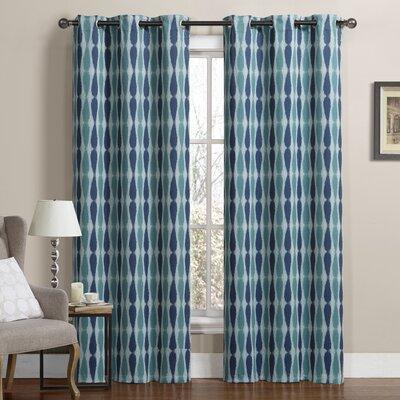 Monsoon Blackout Grommet Curtain Panel (Set of 2) Product Photo