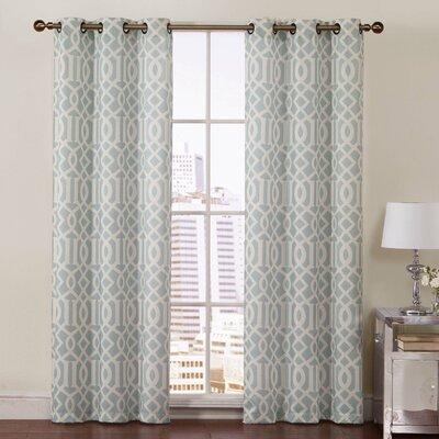 Aaron Grommet Curtain Panels (Set of 2) Product Photo