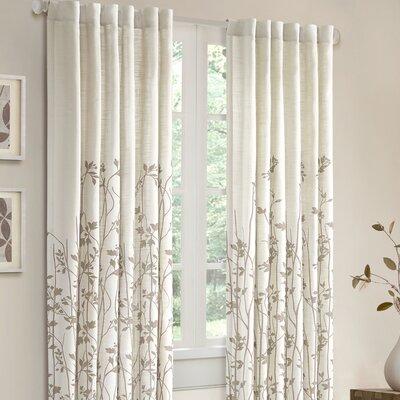 Madison Park Tunisia Single Curtain Panel