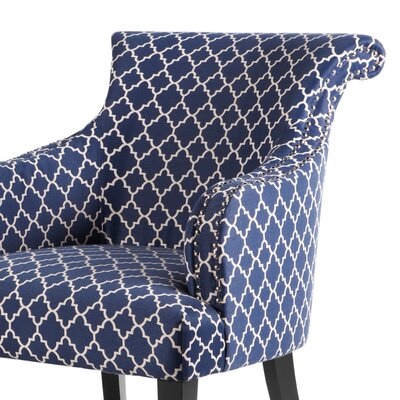 Madison Park Alexis Rollback Arm Chair Amp Reviews Wayfair