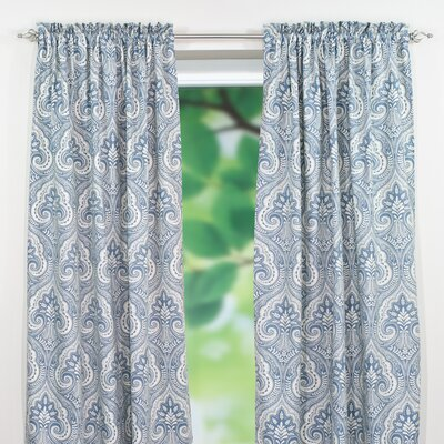 Rod Pocket Single Curtain Panel Product Photo