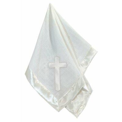 Cross Muslin Blanket by StephanBaby