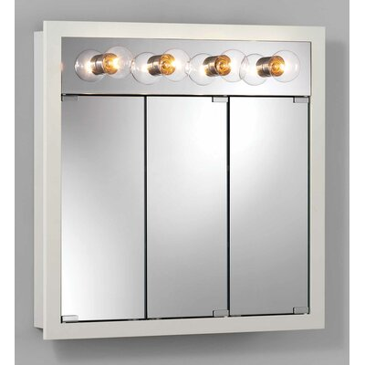"30"" x 30"" Surface Mount Medicine Cabinet Product Photo"
