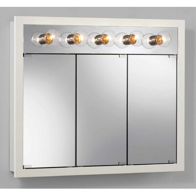"36"" x 30"" Surface Mount Medicine Cabinet Product Photo"