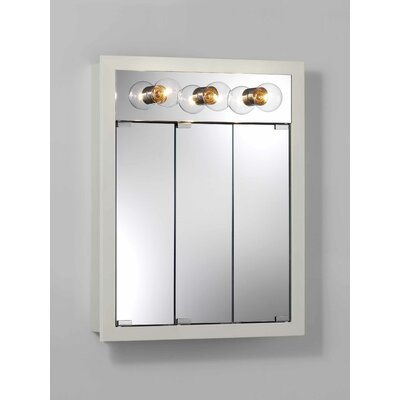 """24"""" x 30"""" Surface Mount Medicine Cabinet Product Photo"""