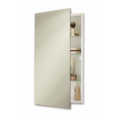 "15"" x 26"" Recessed Medicine Cabinet Product Photo"