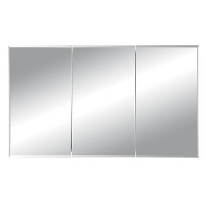 "Horizon 36"" x 28.25"" Recessed Beveled Edge Medicine Cabinet Product Photo"