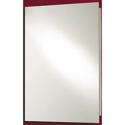 "Focus 16"" x 22"" Recessed Medicine Cabinet Product Photo"