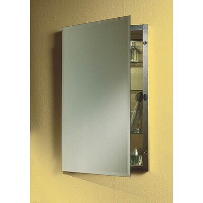 "Specialty 16"" x 20"" Recessed Beveled Edge Medicine Cabinet Product Photo"
