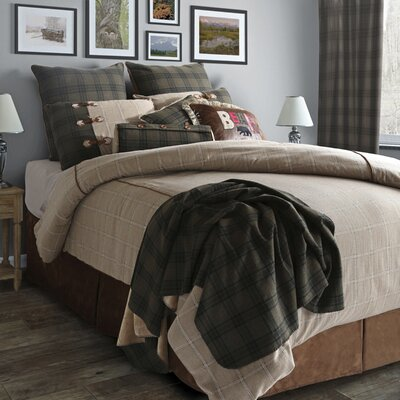 Cedar Hills Comforter Collection by Carstens Inc.