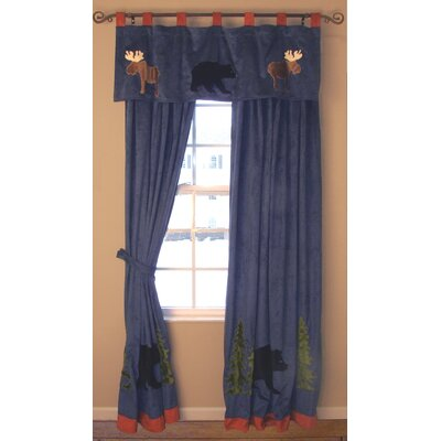 Lodge Kids Drape Set