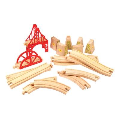 Bridge Expansion Play Set by BigJigs Toys