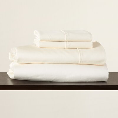 Cotton Blend Sheet Set by Symple Stuff