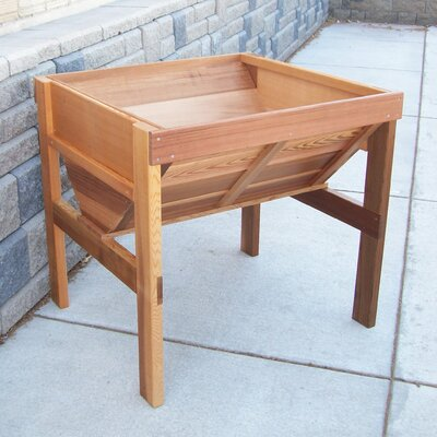 Novelty Raised Garden Planter by WoodCountry