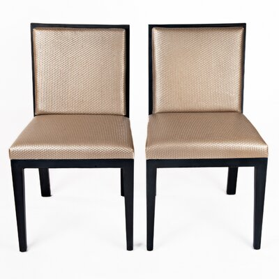 Clara Dining Chairs in Champagne by Label 23