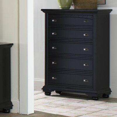 Picket House Furnishings Aden 5 Drawer Chest