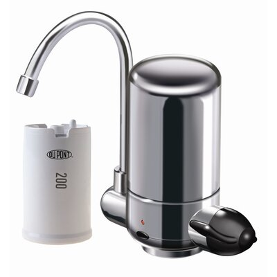 Side Sink Countertop Faucet Filter System Product Photo