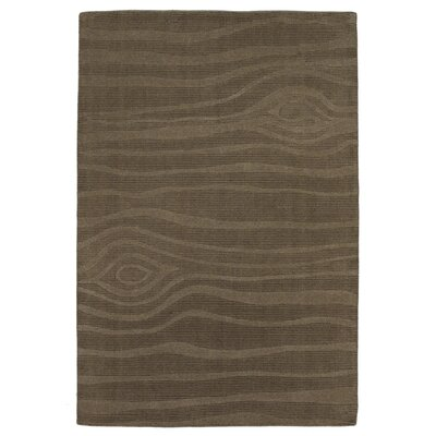 KAS Rugs Loft Taupe Waves Rug