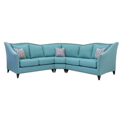 Carolina Sectional by Poshbin