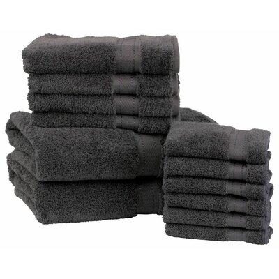 Grand Egyptian 12 Piece Bath Towel Set by Cambridge Towel Company