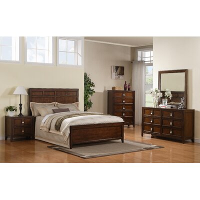 Samuel Lawrence Bayfield Panel Customizable Bedroom Set